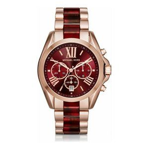 Michael Kors Ruby Two tone Watch